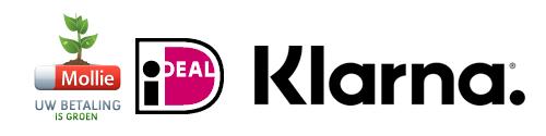 Betalen met iDeal en Klarna bij Alittlecowsdream