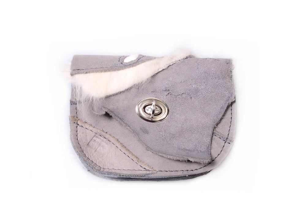 Portemonnee Doekoe-grijs